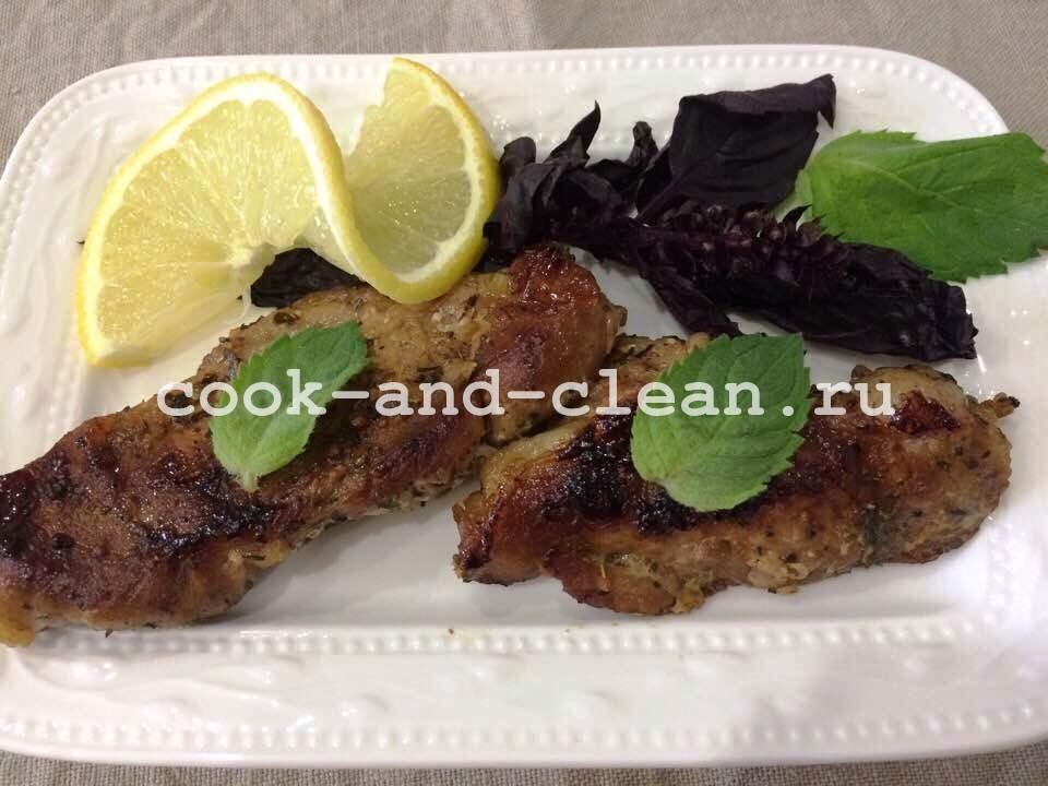 вкусное мясо рецепты