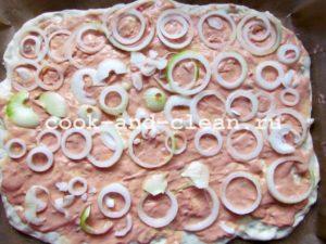 пицца пошаговый рецепт