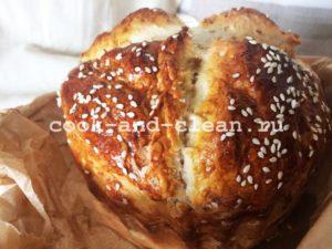 рецепт вкусного хлеба в духовке