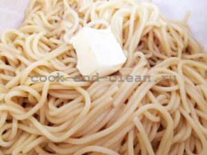 спагетти с кальмарами рецепт
