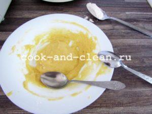 суп с клецками домашний