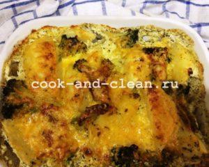 вкусный картофель в духовке рецепт
