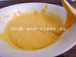 жидкое тесто для заливного пирога