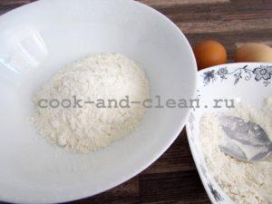 заливное тесто для рыбного пирога