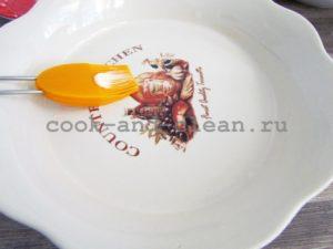 заливной пирог из свежей рыбы