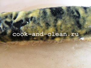 как приготовить роллы темпура