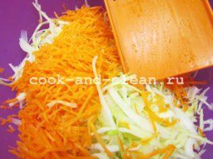 капуста салат рецепт