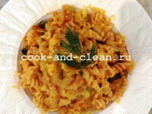 паста арабьята рецепт с фото