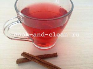 приготовление безалкогольного глинтвейнаприготовление безалкогольного глинтвейна