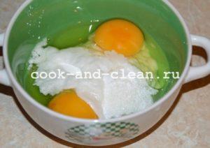 рецепт домашнего манника