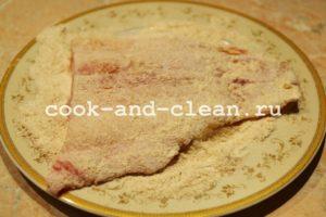 рыба под маринадом на сковороде