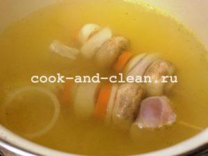 сытные супы