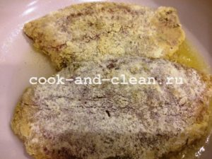 тилапия жареная рецепт