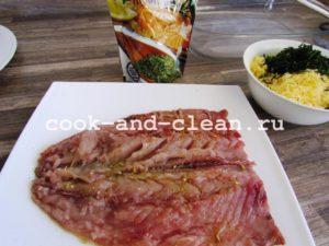 закуски из рыбы на праздничный стол рецепты