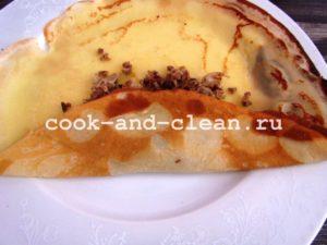 как готовить блинчики с мясом