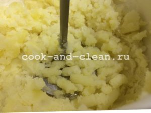 как сделать картофельные котлеты