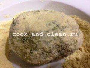 картофельные котлеты с грибами рецепт