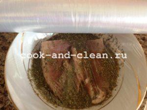 мясо с красным вином рецепт