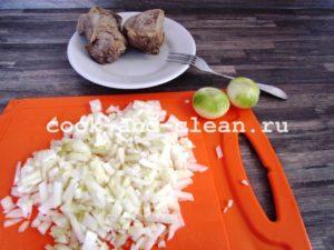 рецепт блинчиков с мясом пошагово