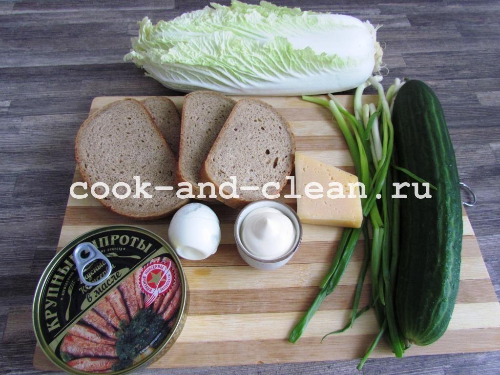 бутерброды со шпротами рецептбутерброды со шпротами рецепт