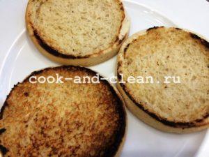 гамбургер рецепты с фото пошагово