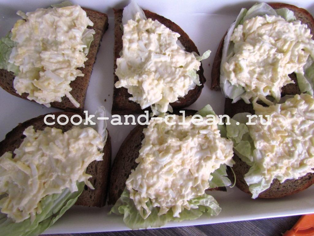 праздничные бутерброды со шпротами рецепты