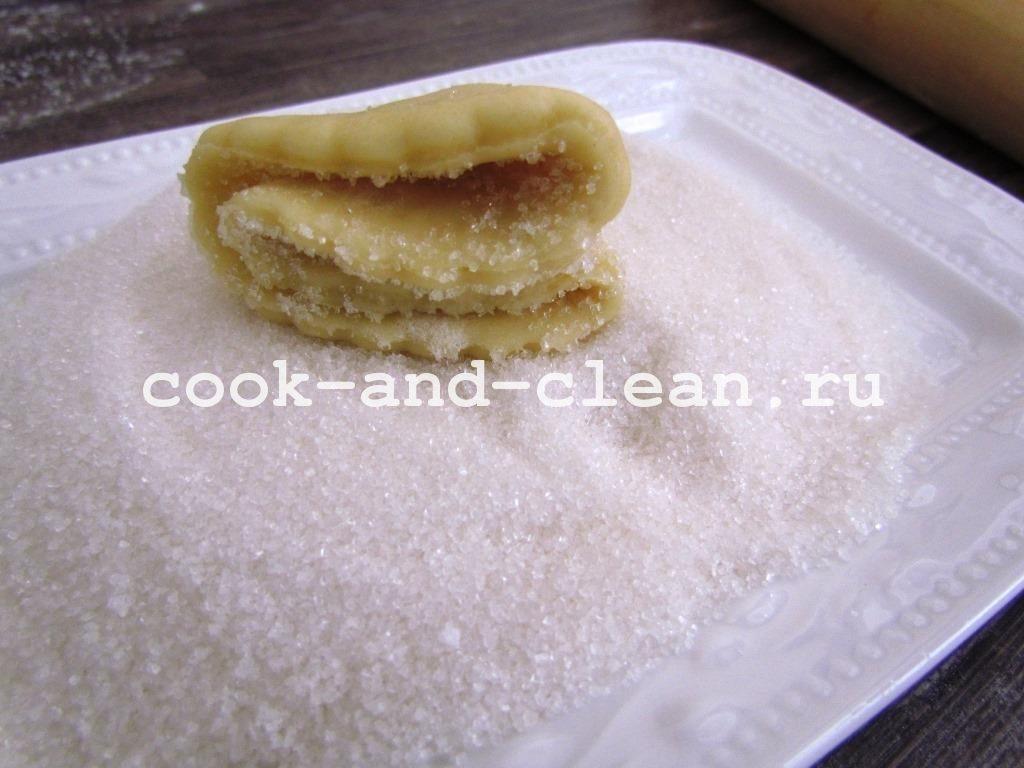 рецепт мягкого печенья из творога