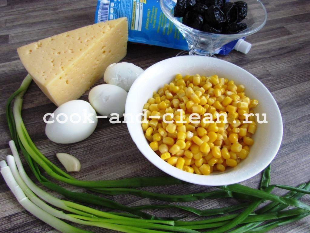 салаты вкусные новые простые