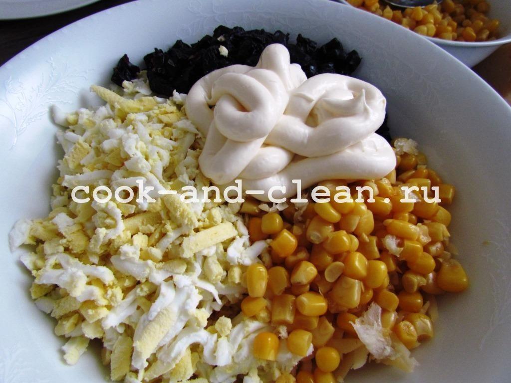 салаты простые и вкусные рецепты