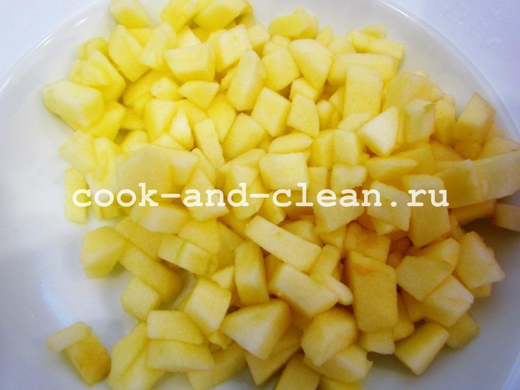 салат с селёдкой