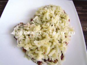 сельдь под шубой рецепт классический пошаговый