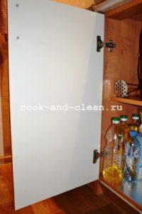 чистая кухня фото