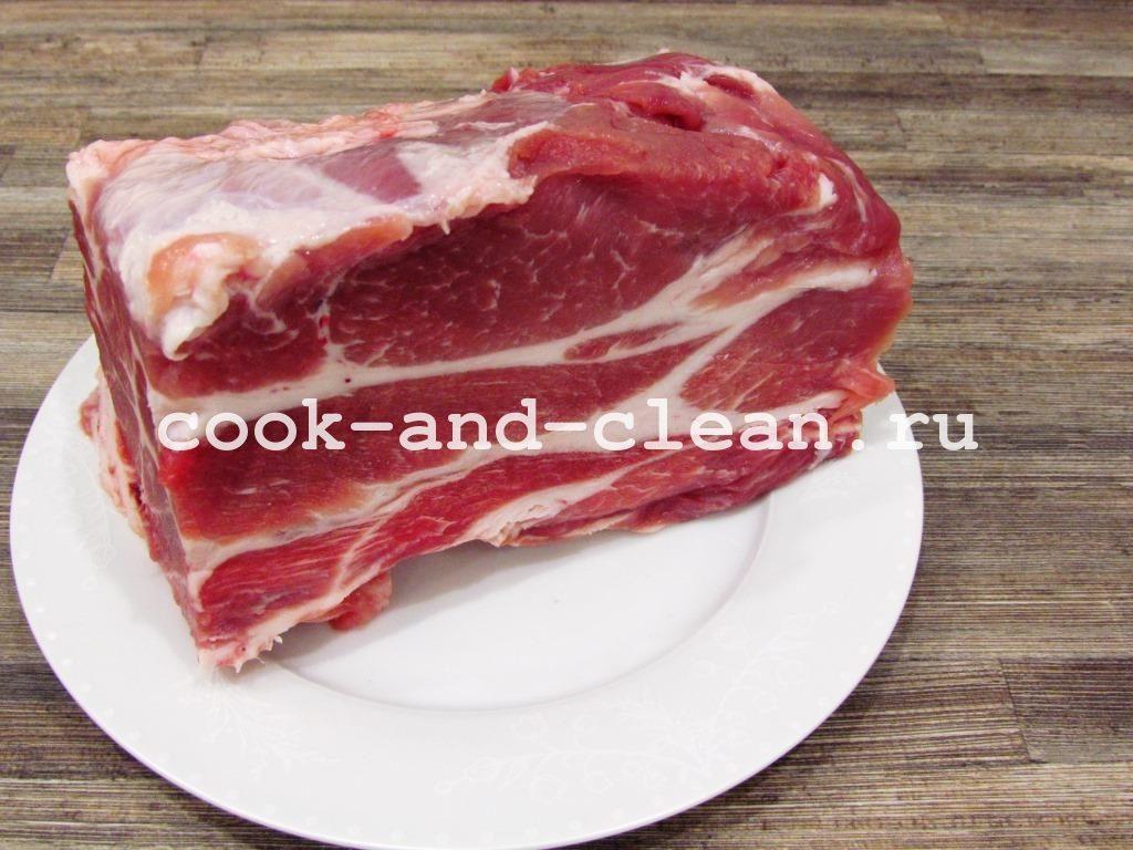 как замариновать сочный шашлык из свинины