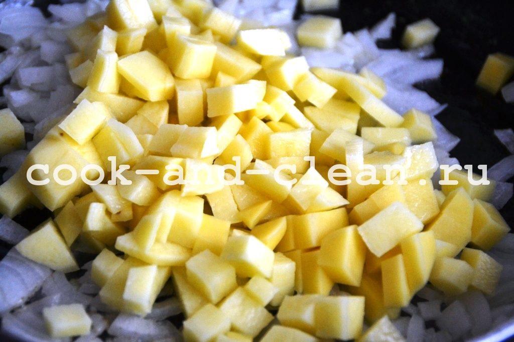 как приготовить сливочный суп