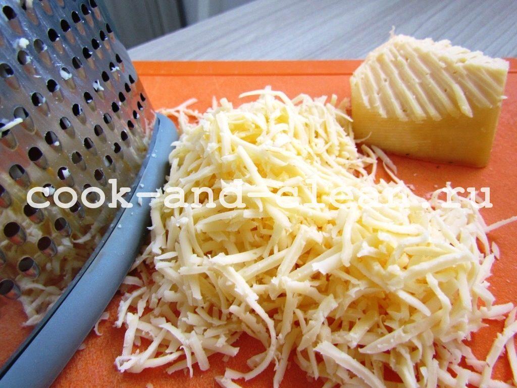 лепешка с сыром в духовке фото