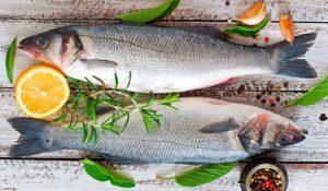полезная рыба