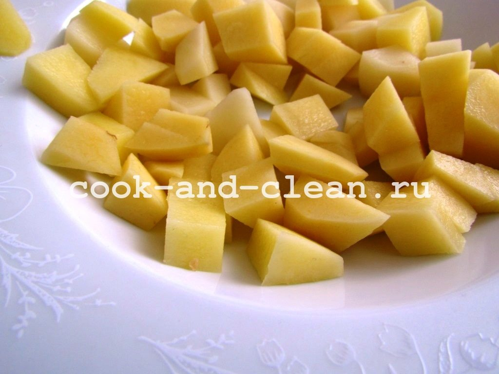 рисовый суп с фрикадельками пошаговый рецепт