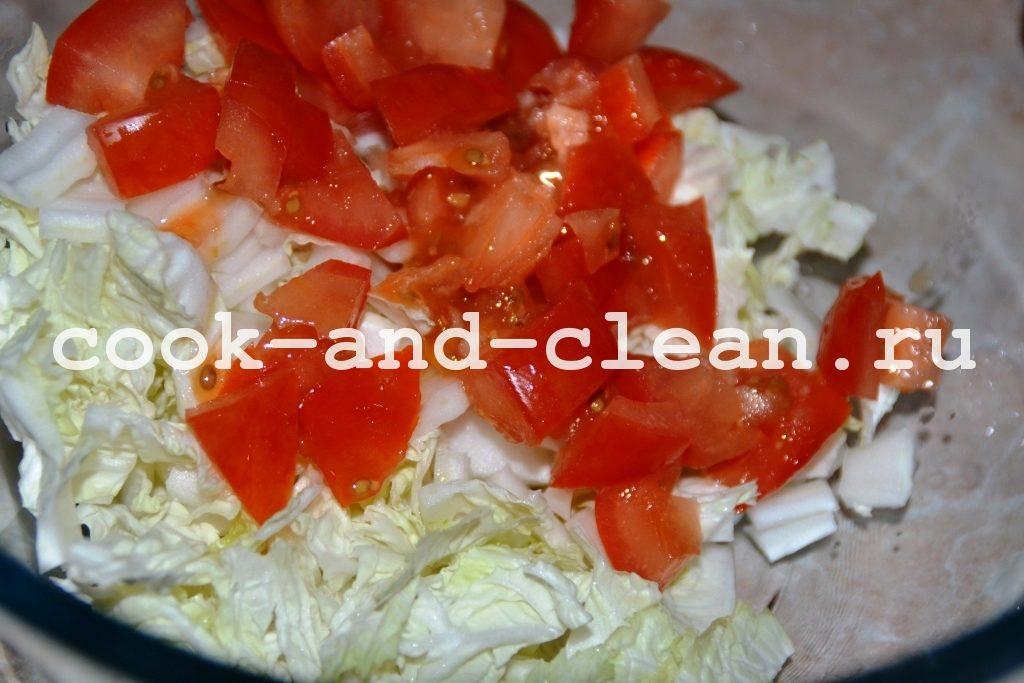 салаты простые со спаржей