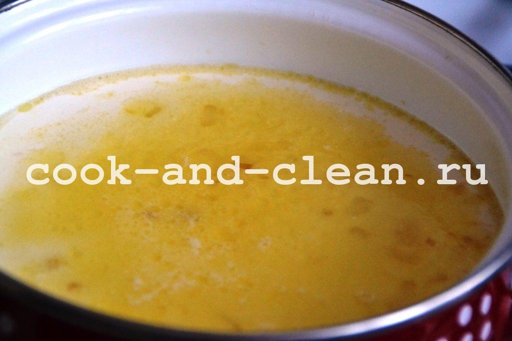 супы со сливками рецепты с фото