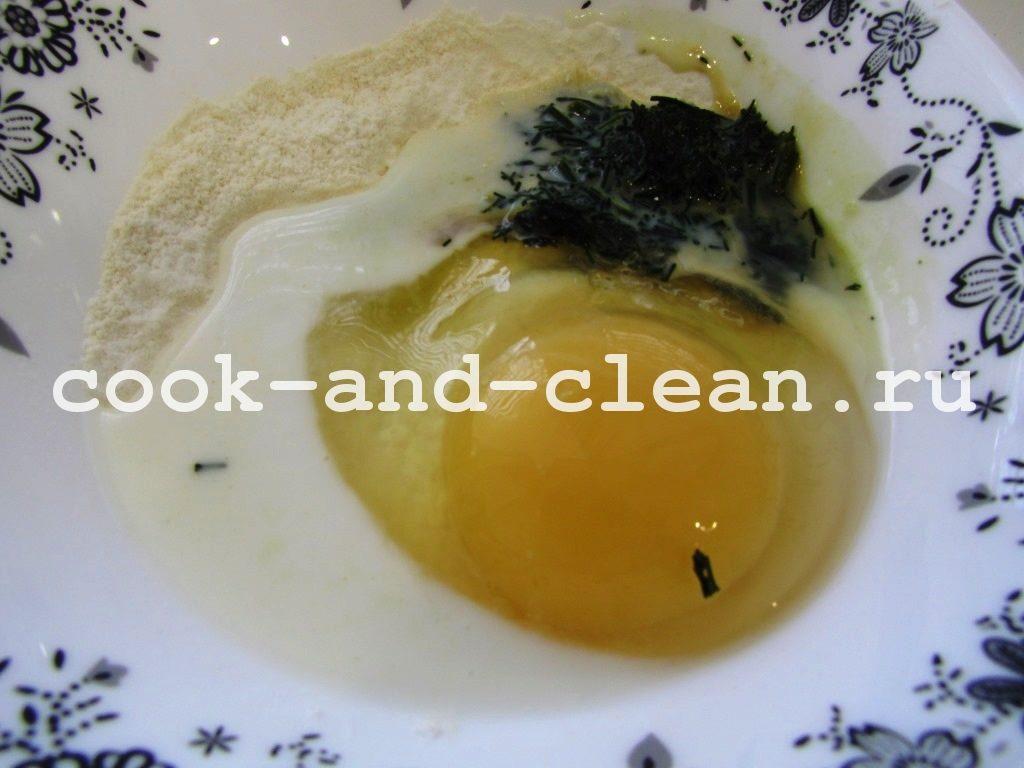 суп с клецками пошаговый