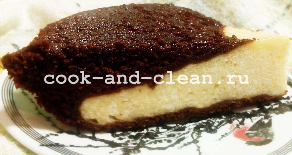 творожный пирог фото пошагово