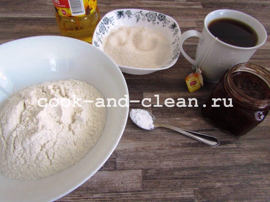 чайный пирог рецепт