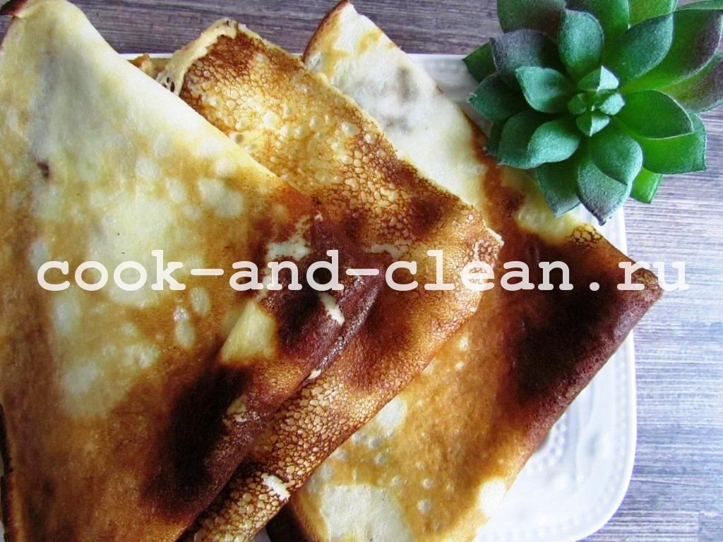 вкусные картофельные блинчики