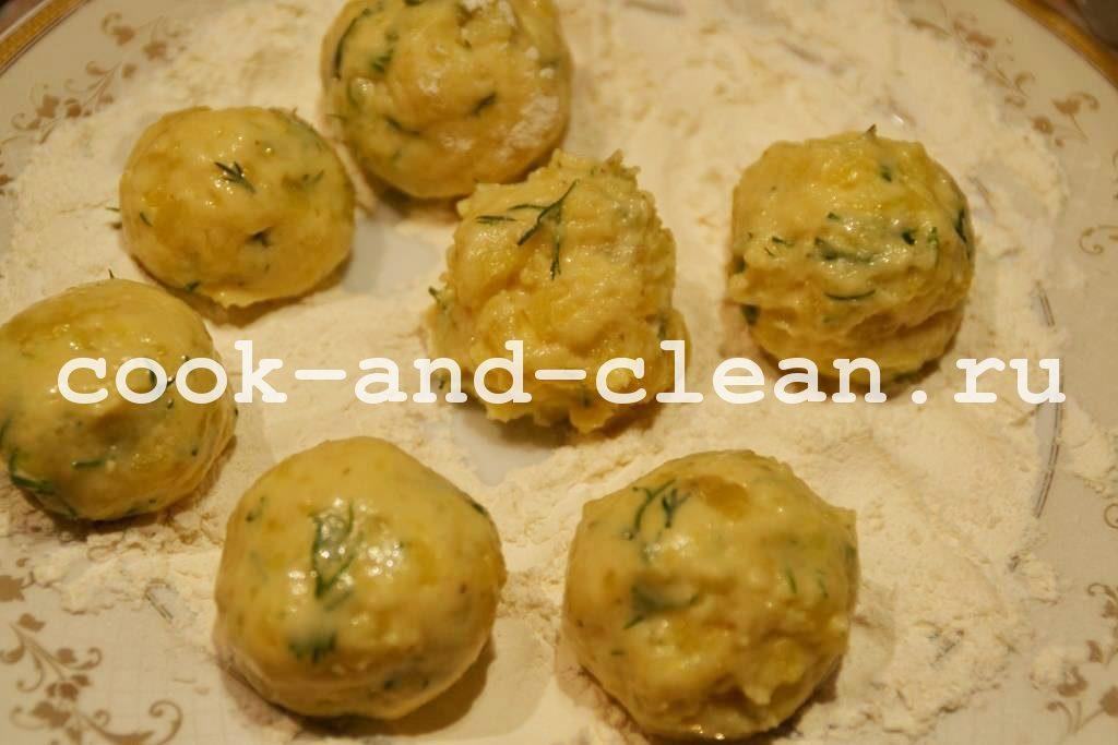 как готовить ньокки картофельные