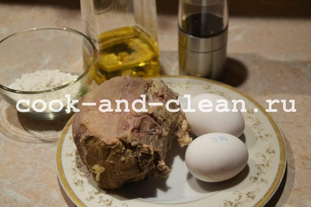 как приготовить язык говяжий отварной рецепты