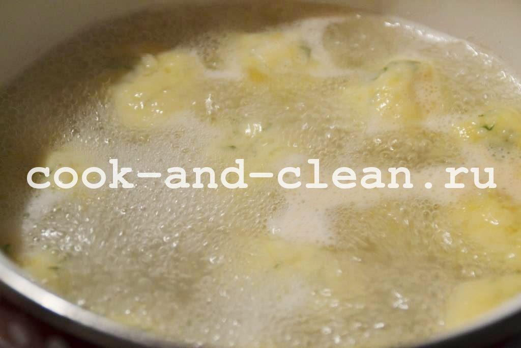 картофельные ньокки рецепт