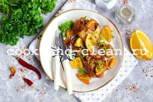 курица рецепты с фото простые