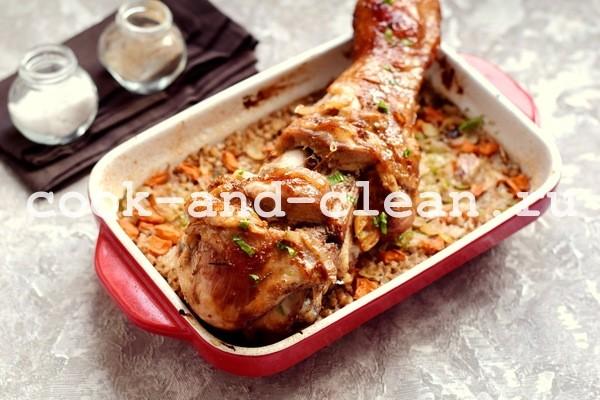 блюда из голени индейки рецепты