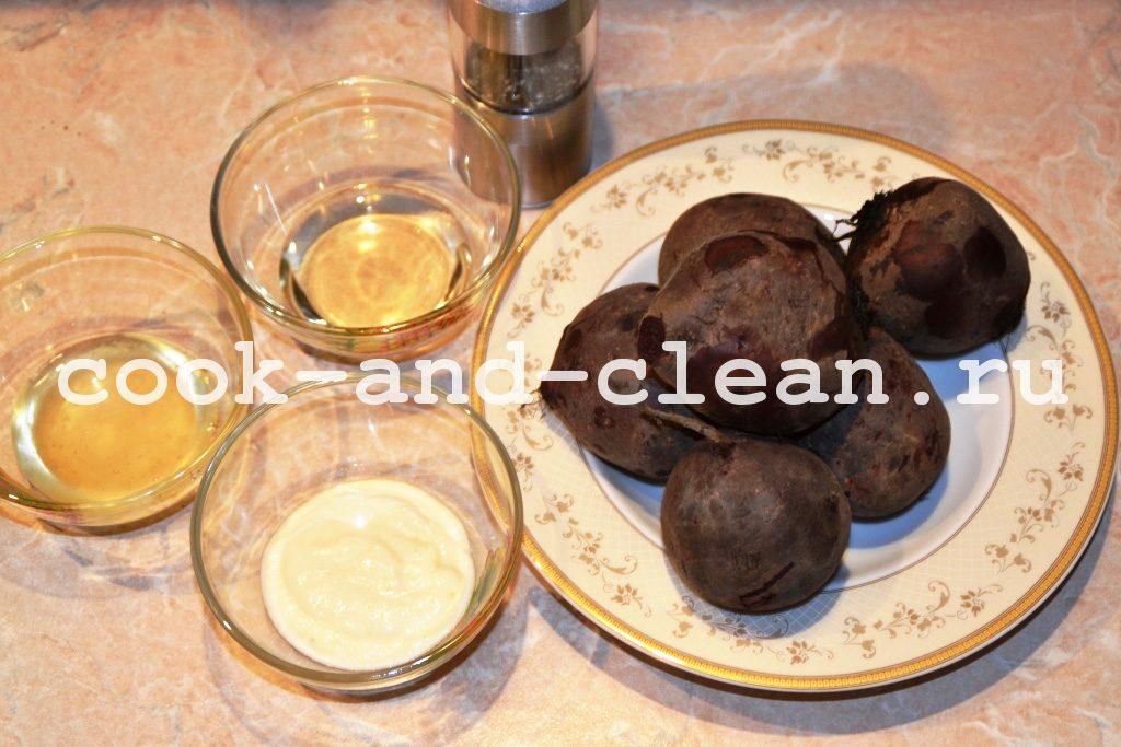 вкусные рецепты из свеклы с фото