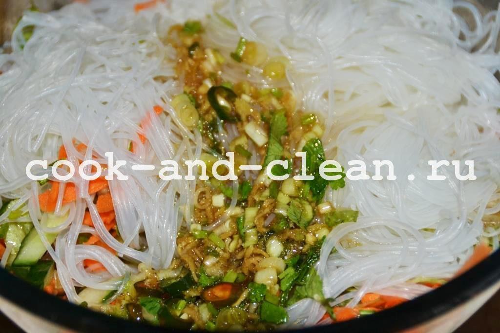 вьетнамские салаты рецепты